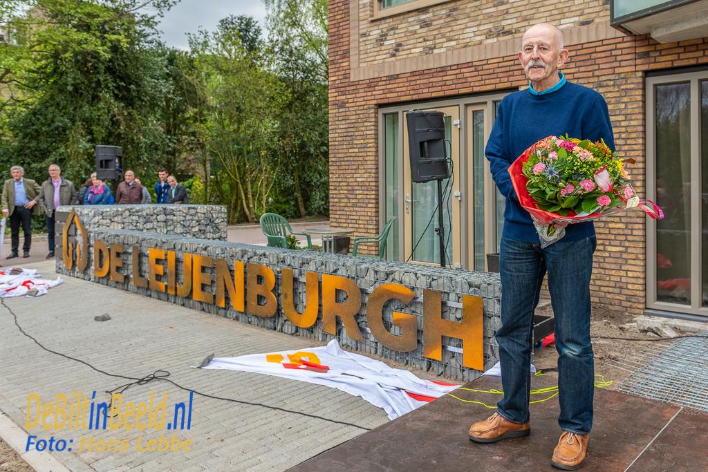 SSW Opening en naamgeving De Leijenburgh Bilthoven