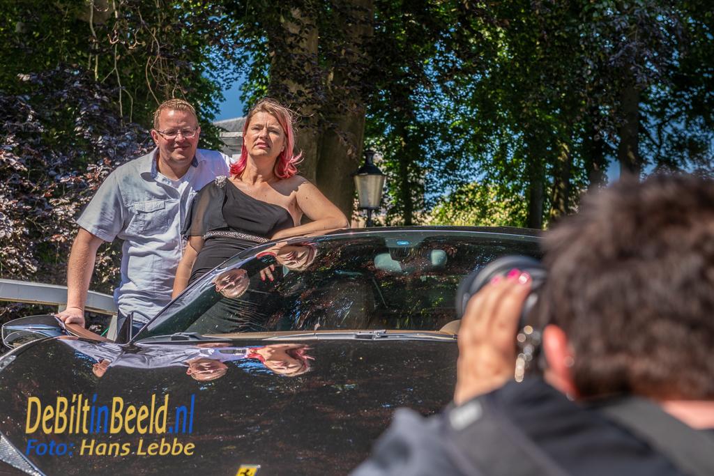 Diana en Patrick Ramkema Slot Zeist