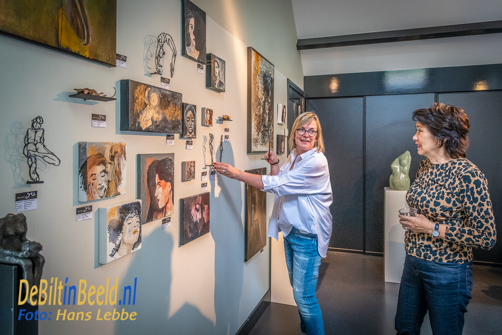 Kunstkring BeeKk Kunstroute ?De Bilt Bilthoven Groenekan 2019