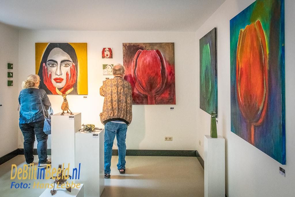 Kunstkring BeeKk Kunstroute De Bilt Bilthoven Groenekan 2019