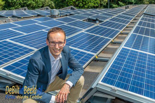 BENG Bilthuysen Biltse Hof in gebruikename zonnepanelen