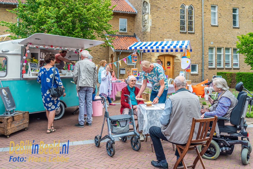 Mantelzorg Festival Berg en Bosch Bilthoven