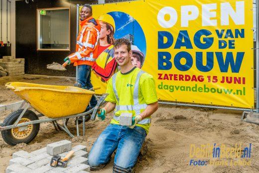 SPG Bilthoven Open dag van de Bouw zaterdag 15 juni 2019