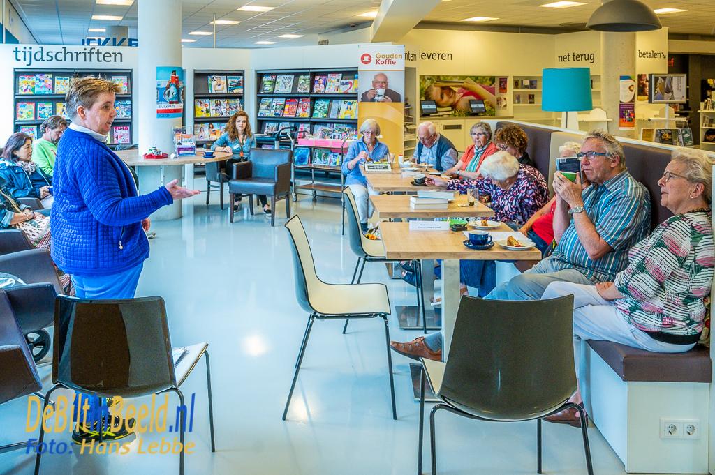 Gouden Dagen IDEA Bibliotheek Bilthoven Sprookjesland