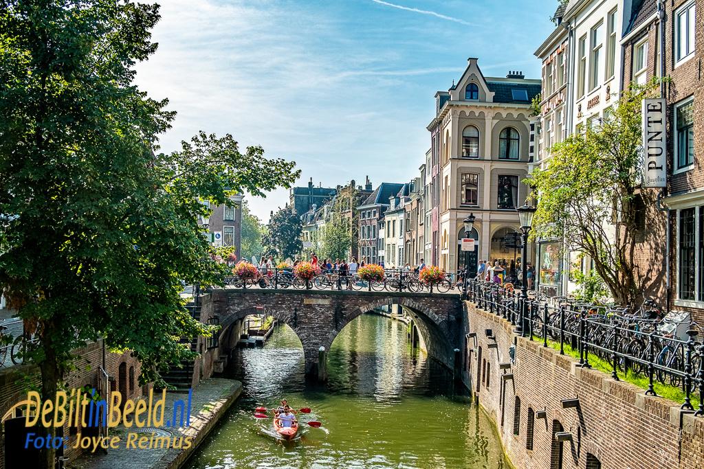 Utrecht Oude Gracht