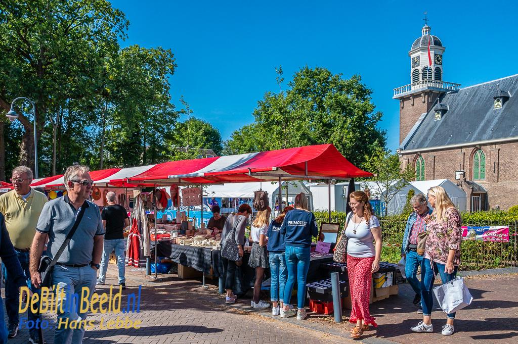 Marktdag met Oldtimers De Bilt 2019