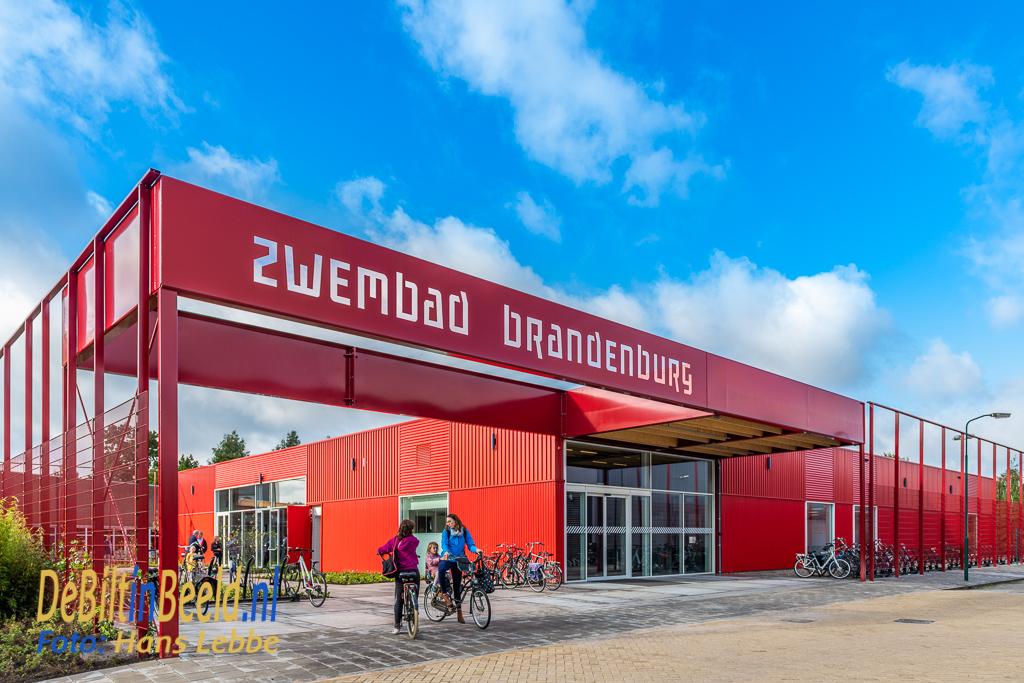 Opening Zwembad Brandenburg