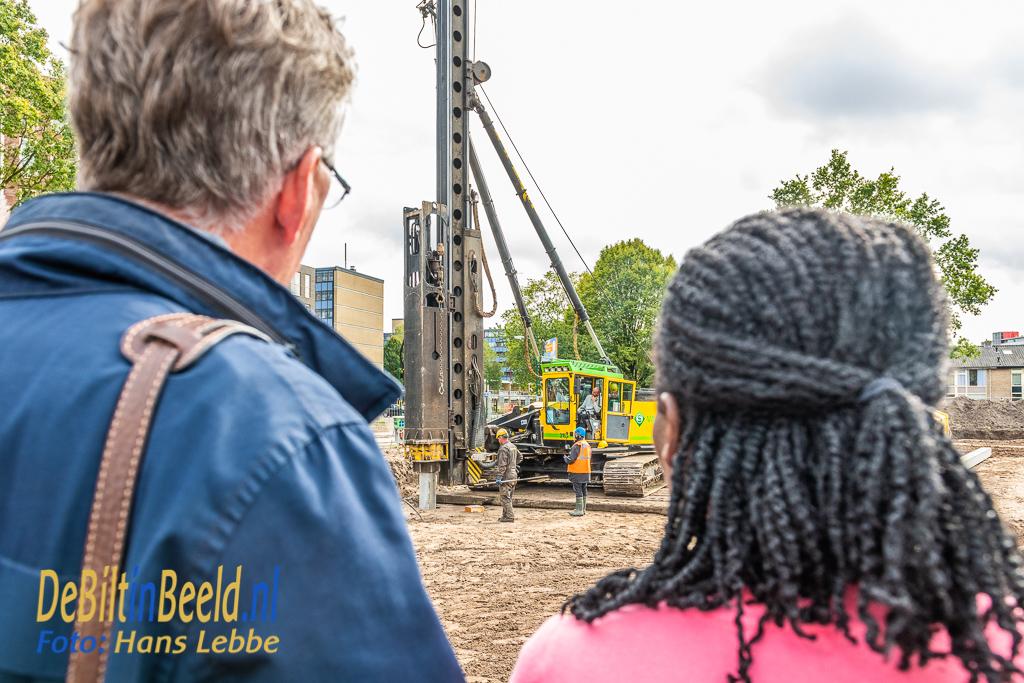 SSW Start bouw Hof van Bilthoven