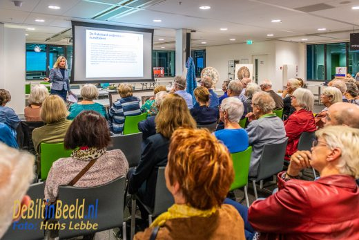 Samen voor De Bilt Rabobank Rijn en Heuvelrug Kunstkring BeeKk Expositie