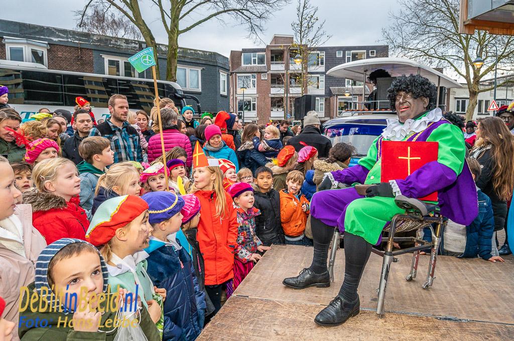 Sinterklaas Intocht Het Oude Dorp De Bilt