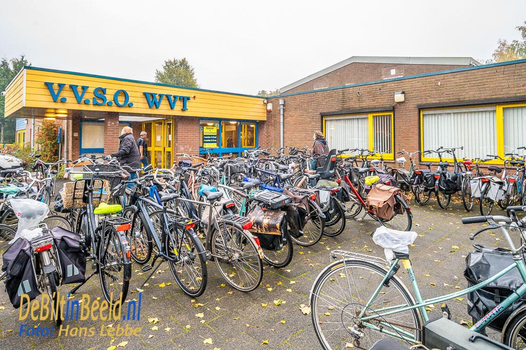 WVT Bazar Rommelmarkt Bilthoven