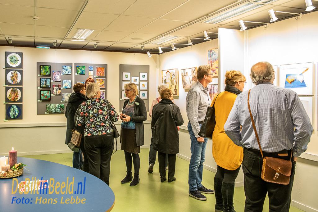 WVT Kunst UIt Eigen Provincie Bilthoven Foto: Hans Lebbe
