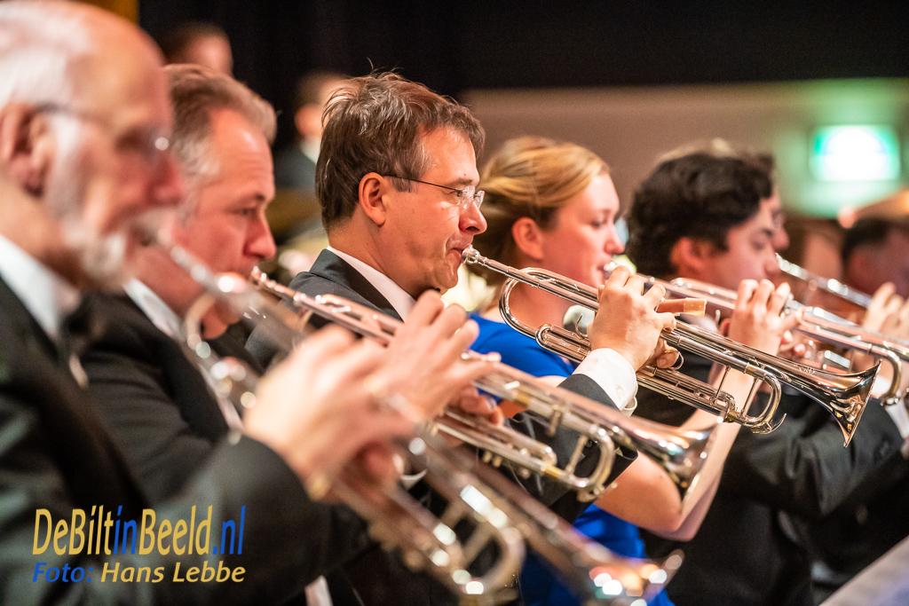 HF Witte De Bilt Nieuwjaarsconcert 2020 met KBH
