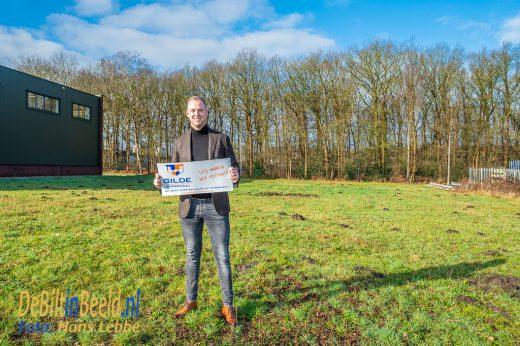 Gilde Personeel Gaat bouwen op Larenstein Bilthoven
