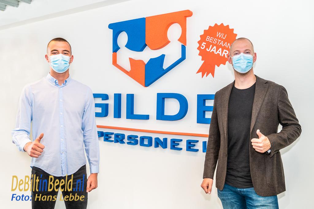 Gilde Personeel Erwin en Timo. Foto: Hans Lebbe / HLP images