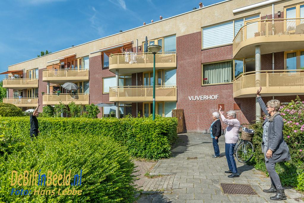 SSW BuitenSpelen Vijverhof De Bilt. Foto: Hans Lebbe / HLP images