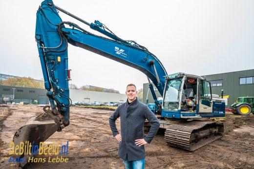 Gilde Personeel Start nieuwbouw Larenstein Bilthoven. Foto: Hans Lebbe / HLP images