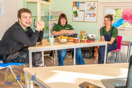 Samen voor De Bilt Online Lunch Reinaerde Schaapskooi gemeente De Bilt. Foto: Hans Lebbe / HLP images