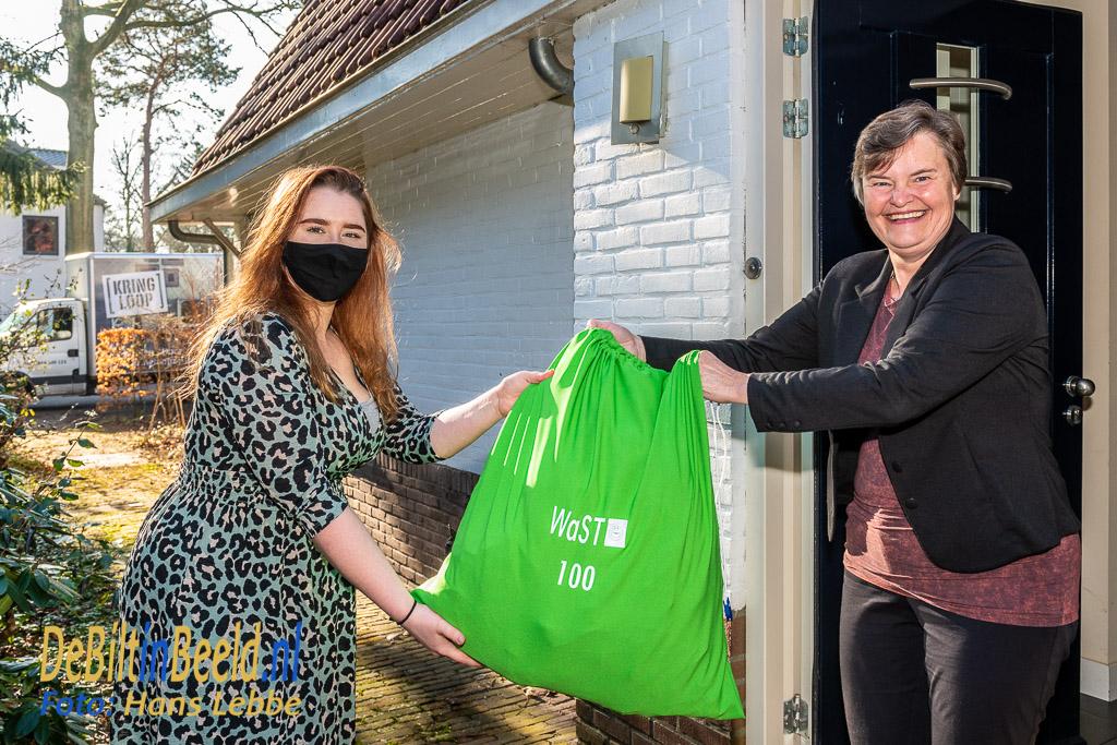 Start WAST De Bilt met wethouder Brommersma. Foto: Hans Lebbe / HLP images